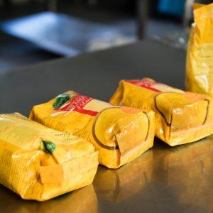 sacchetti di polenta